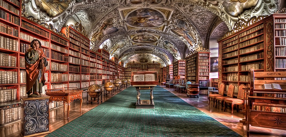 The Strahov Monastery and Library